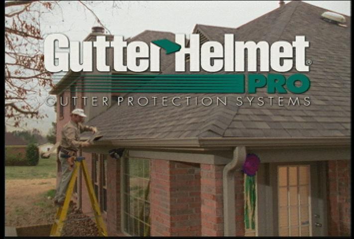 Gutter Helmet