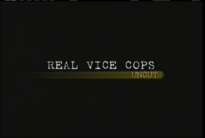 Real Vice Cops