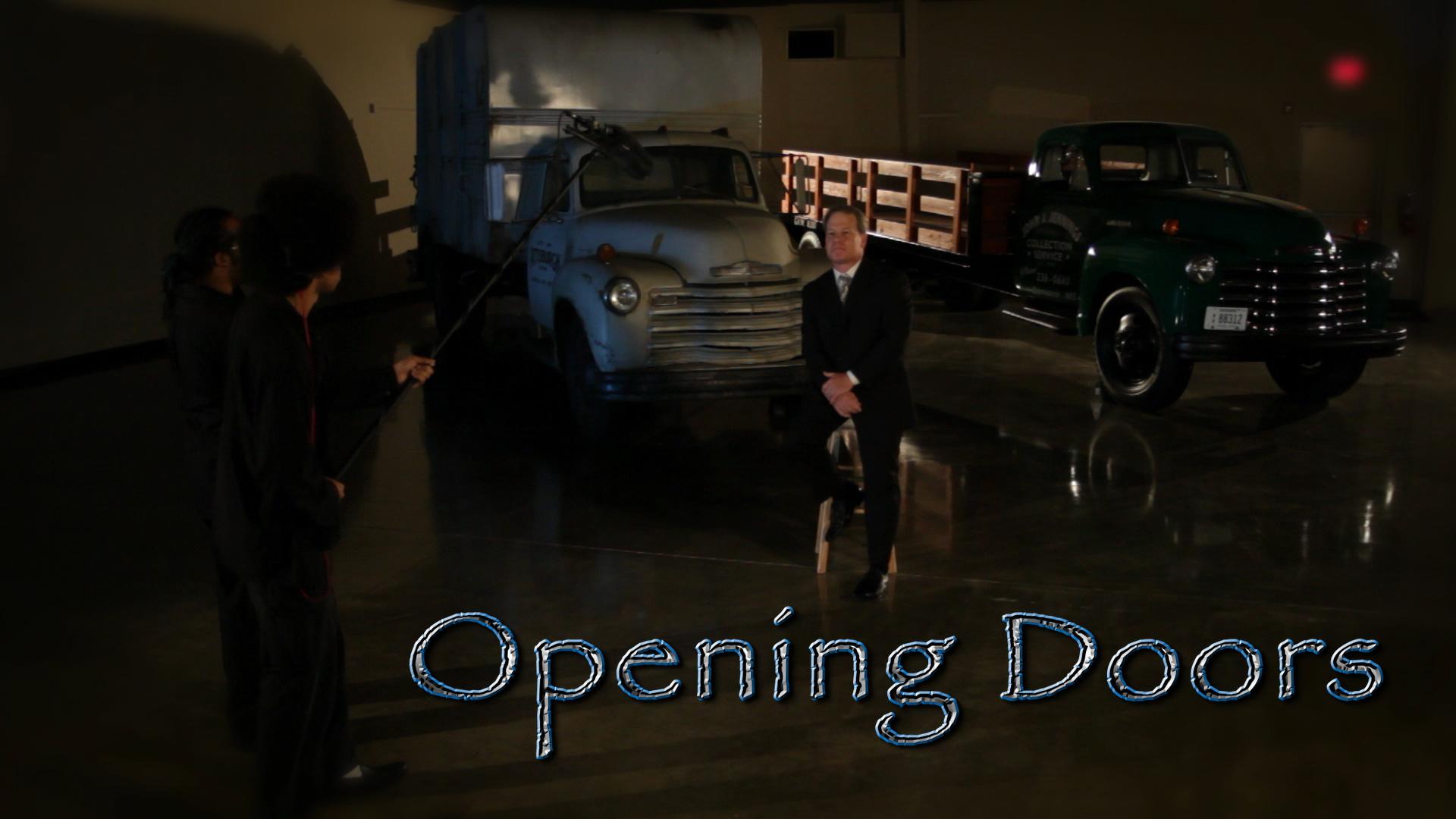 Opening Doors2